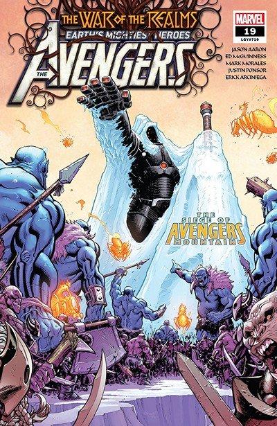 Avengers #19 (2019)