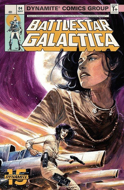 Battlestar Galactica – Classic #4 (2019)