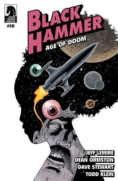 Black Hammer – Age Of Doom #10 (2019)