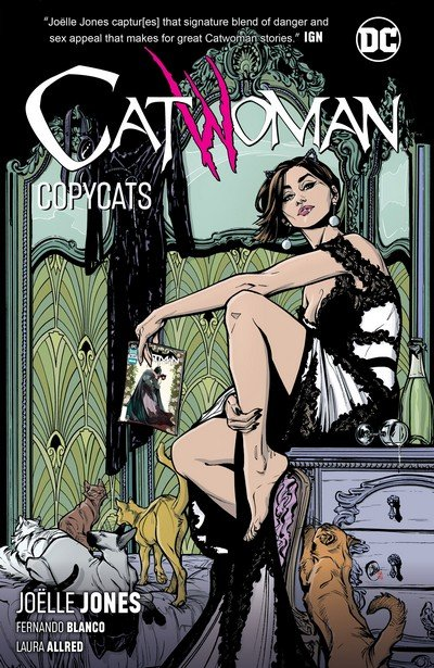 Catwoman Vol. 1 – Copycats (TPB) (2019)