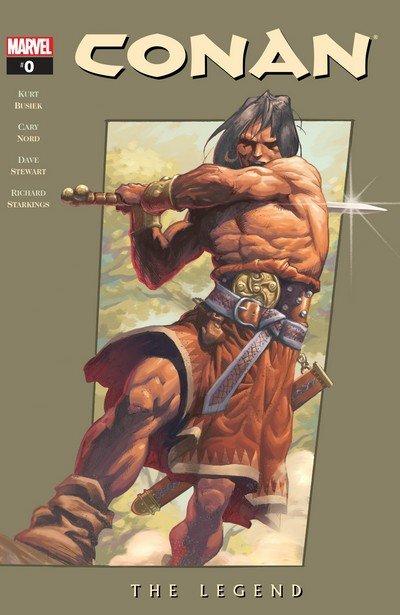 Conan – The Legend #1 (2003) (Marvel Edition)