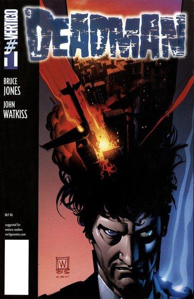 Deadman #1 – 13 (2006-2007)