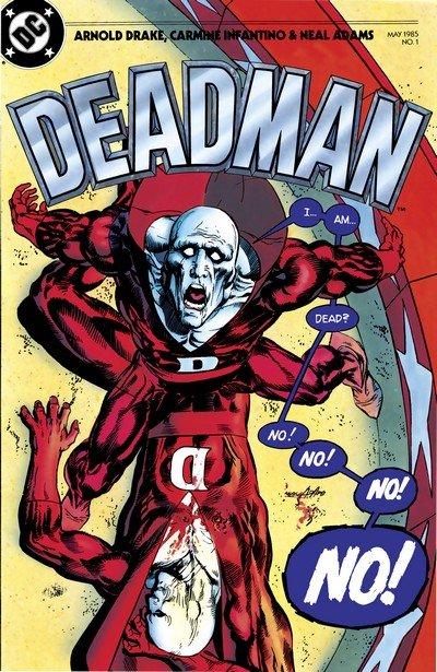Deadman #1 – 7 (1985-1986)