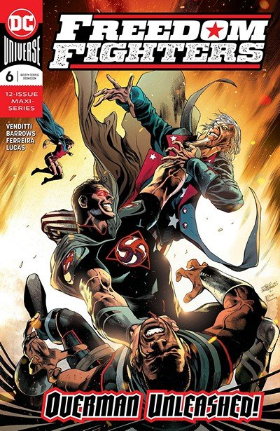 Freedom Fighters #6 (2019)