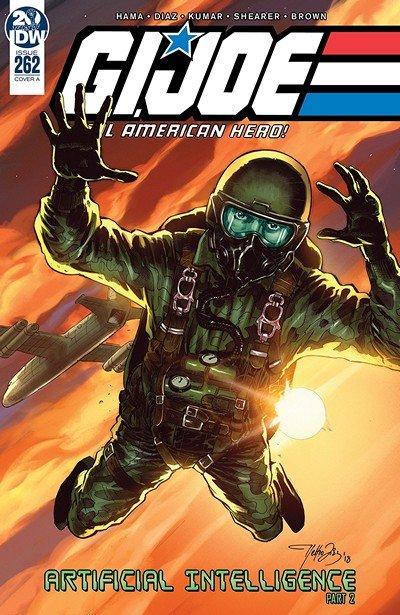 G.I. Joe – A Real American Hero #262 (2019)