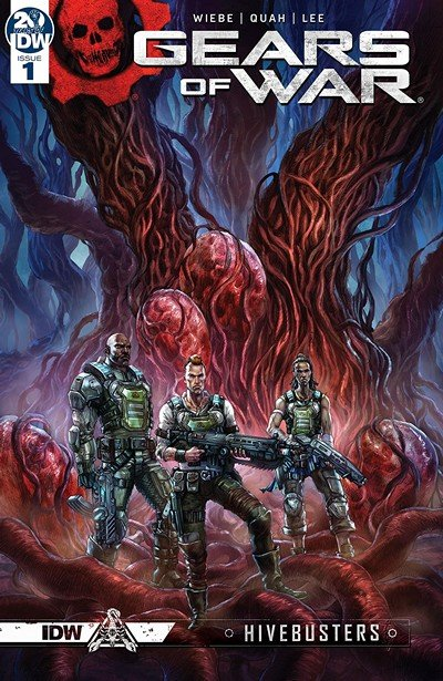 Gears Of War – Hivebusters #1 (2019)