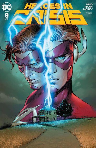 Heroes In Crisis #9 (2019)