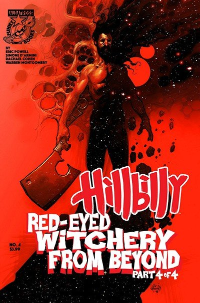 Hillbilly – Red-Eyed Witchery from Beyond #4 (2019)