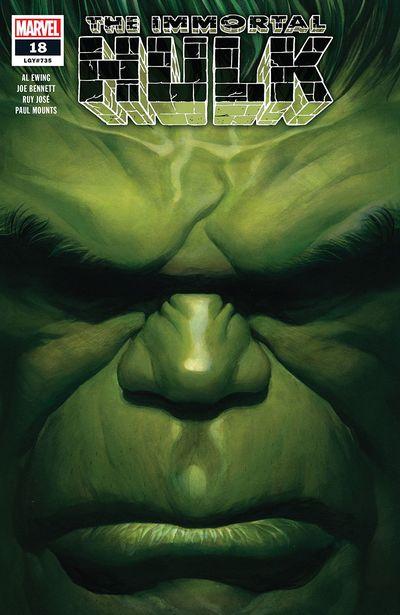 Immortal Hulk #18 (2019)