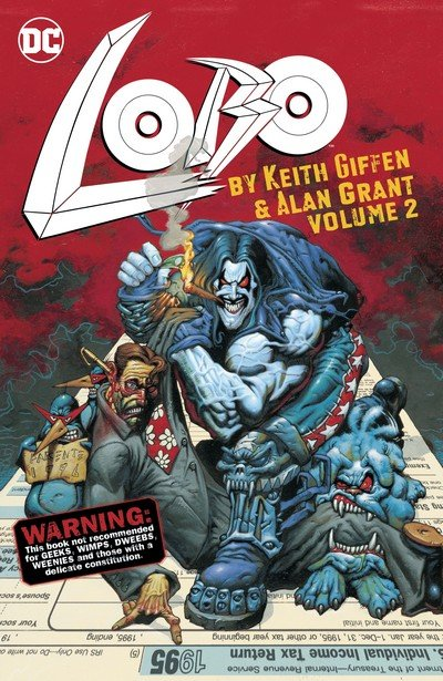 Lobo by Keith Giffen & Alan Grant Vol. 2 (TPB) (2018)
