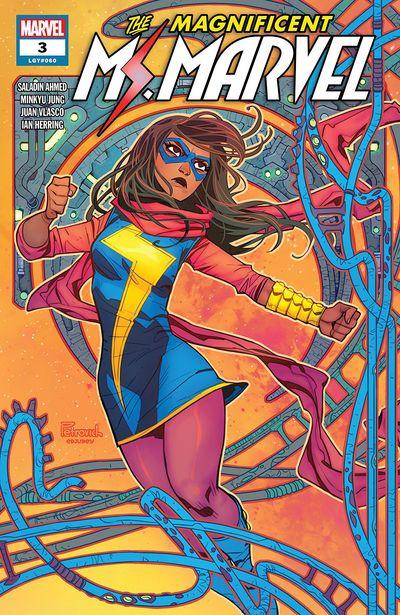 Magnificent Ms. Marvel #3 (2019)