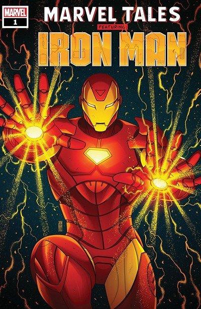 Marvel Tales – Iron Man #1 (2019)