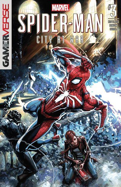Marvel's Spider-Man – City At War #3 (2019)