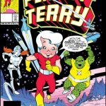 Planet Terry #1 – 12 (1985-1986)