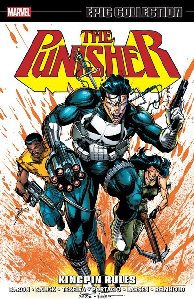 Punisher Epic Collection Vol. 3 – Kingpin Rules (2019)