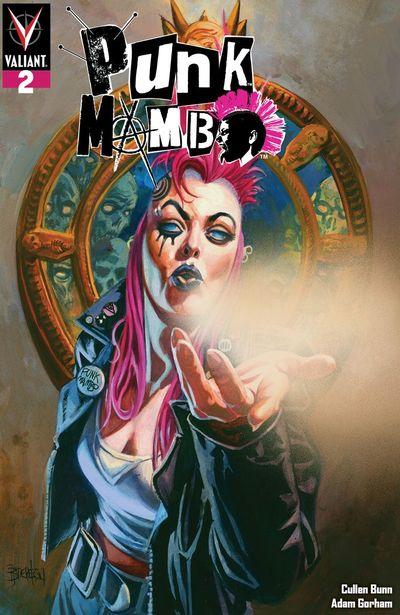 Punk Mambo #2 (2019)