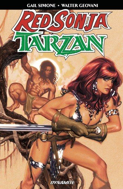 Red Sonja – Tarzan Vol. 1 (TPB) (2019)