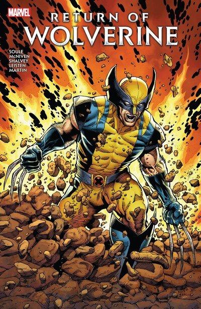 Return of Wolverine (TPB) (2019)