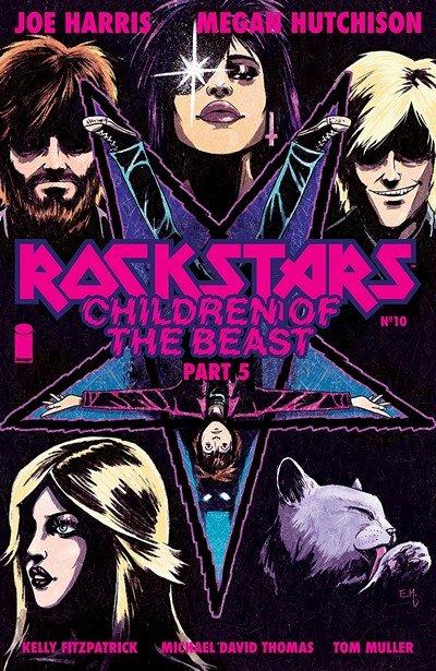 Rockstars #10 (2019)
