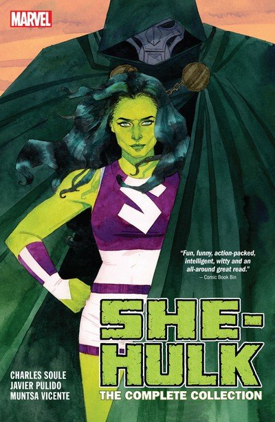 She-Hulk by Soule & Pulido – The Complete Collection (2019)