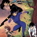 Shinobi – Ninja Princess #1 – 6 + TPB (2014-2015)