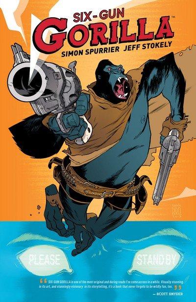 Six-Gun Gorilla (2014)