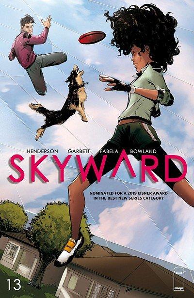 Skyward #13 (2019)