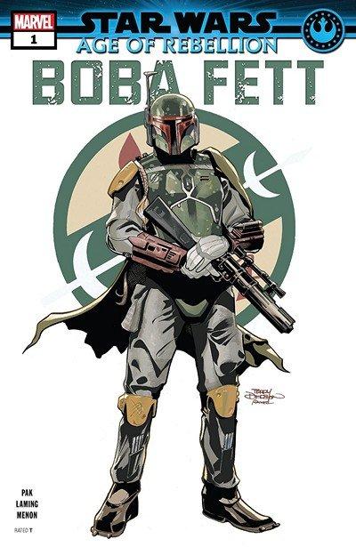 Star Wars – Age Of Rebellion – Boba Fett (2019)