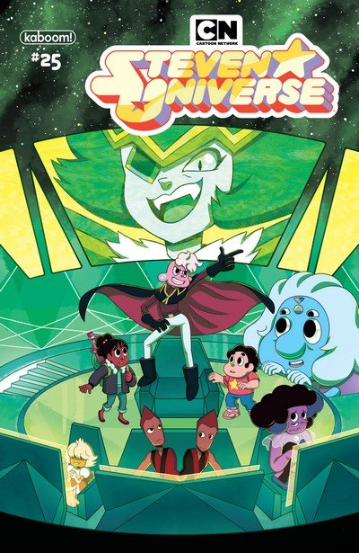 Steven Universe Ongoing #25 (2019)
