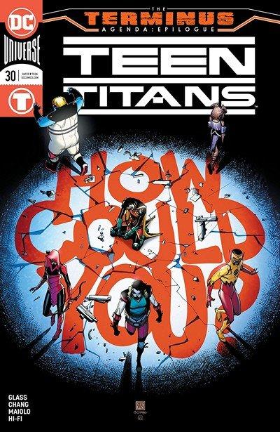 Teen Titans #30 (2019)