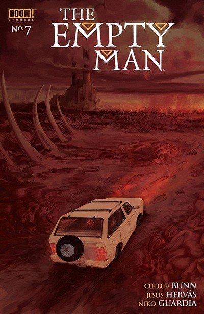 The Empty Man #7 (2019)