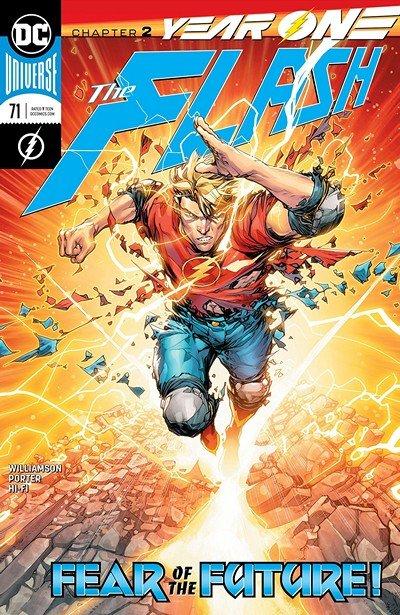 The Flash #71 (2019)