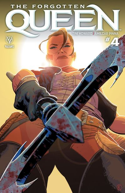 The Forgotten Queen #4 (2019)