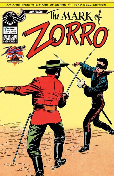 The Mark of Zorro #1 (2019)
