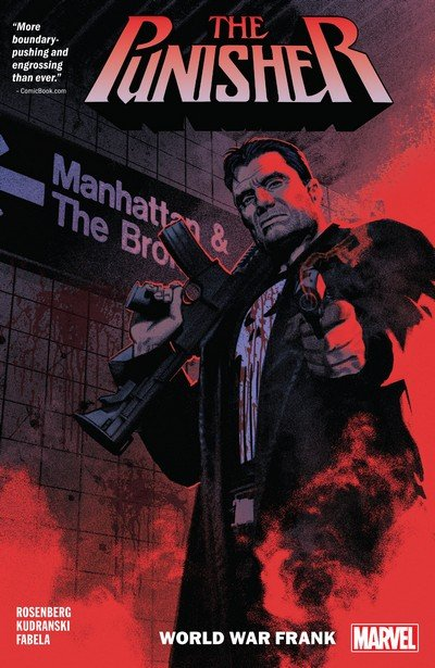 The Punisher Vol. 1 – World War Frank (TPB) (2019)