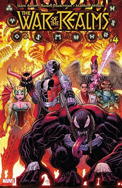 War Of The Realms #4 (2019)