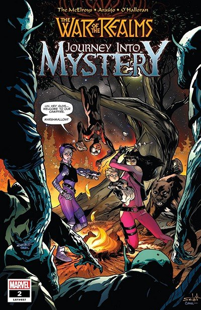 War Of The Realms – Journey Into Mystery #2 (2019)