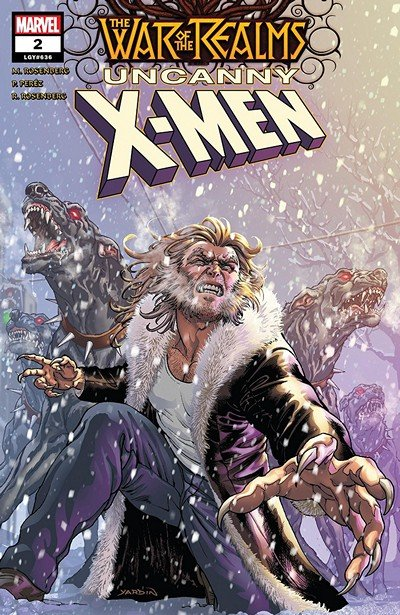 War Of The Realms – Uncanny X-Men #2 (2019)