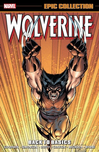 Wolverine Epic Collection Vol. 2 – Back to Basics (2019)