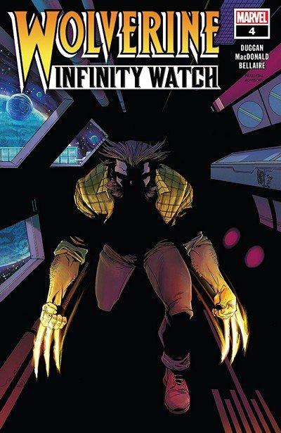 Wolverine – Infinity Watch #4 (2019)