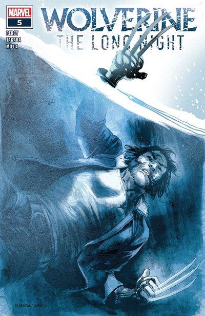 Wolverine – The Long Night Adaptation #5 (2019)