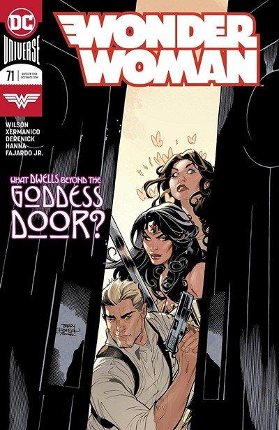 Wonder Woman #71 (2019)
