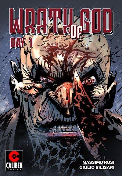 Wrath of God #1 – 3 + TPB (2018)