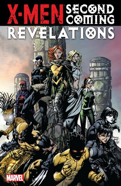 X-Men – Second Coming Revelations (TPB) (2010)