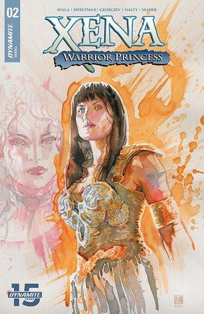 Xena – Warrior Princess #2 (2019)
