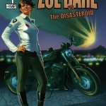 Zoe Dare vs The Disasteroid #1 – 4 + TPB (2016)