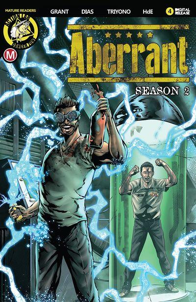 Aberrant – Season 2 #4 (2019)