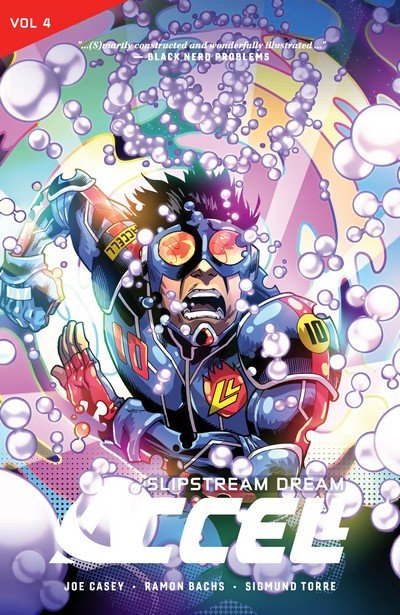 Accell Vol. 4 – Slipstream Dream (TPB) (2019)