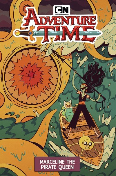 Adventure Time – Marceline the Pirate Queen (2019)