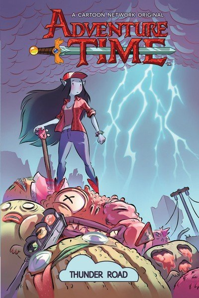 Adventure Time – Thunder Road (2018)